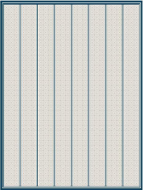 Woven Grid Stripe